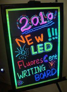 LED Fluorescent board