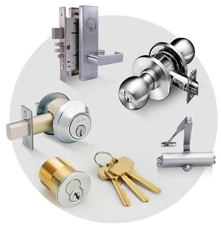 Kinds of Locksmith