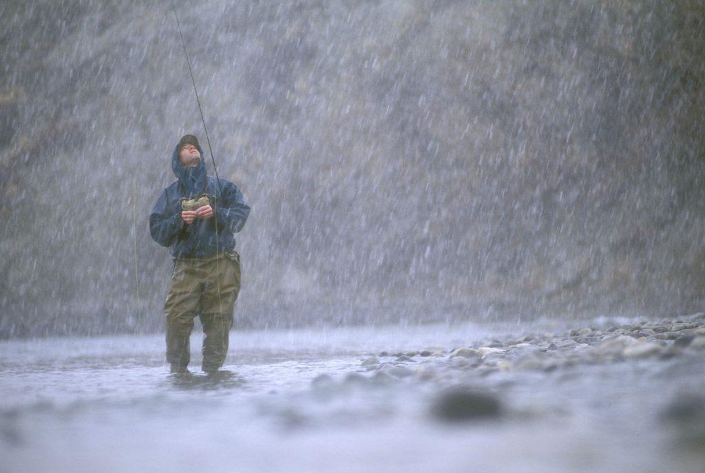 fishing rain gear
