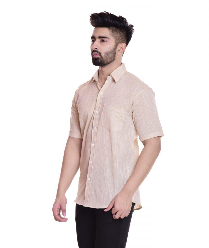 use a men shirt